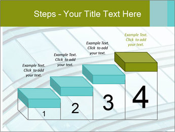 Glass Window Exterior PowerPoint Template - Slide 64