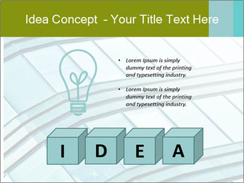 Glass Window Exterior PowerPoint Template - Slide 80