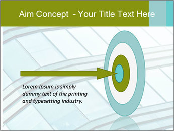 Glass Window Exterior PowerPoint Template - Slide 83