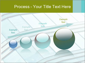 Glass Window Exterior PowerPoint Template - Slide 87