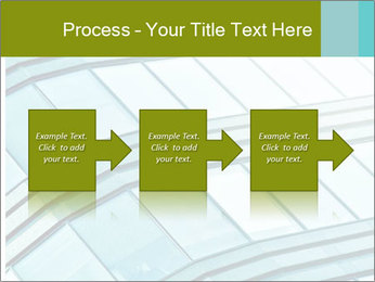 Glass Window Exterior PowerPoint Template - Slide 88