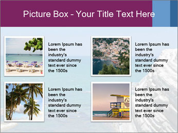 Seascape Travelling PowerPoint Templates - Slide 14