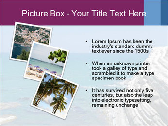 Seascape Travelling PowerPoint Templates - Slide 17