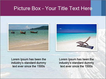 Seascape Travelling PowerPoint Templates - Slide 18