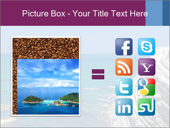 Seascape Travelling PowerPoint Templates - Slide 21
