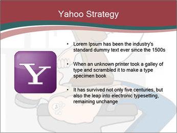 Dental Cartoon PowerPoint Template - Slide 11