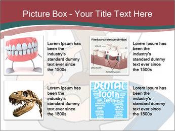 Dental Cartoon PowerPoint Template - Slide 14