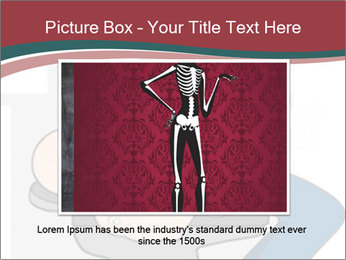 Dental Cartoon PowerPoint Template - Slide 16