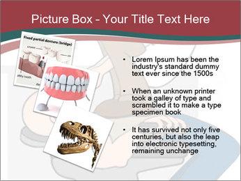 Dental Cartoon PowerPoint Template - Slide 17