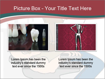 Dental Cartoon PowerPoint Template - Slide 18