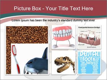 Dental Cartoon PowerPoint Template - Slide 19