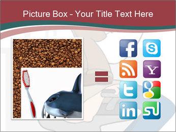 Dental Cartoon PowerPoint Template - Slide 21