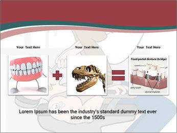 Dental Cartoon PowerPoint Template - Slide 22
