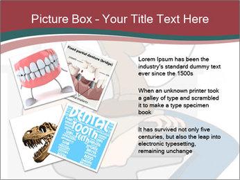 Dental Cartoon PowerPoint Template - Slide 23