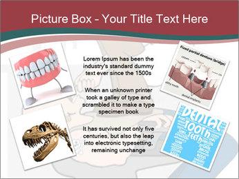Dental Cartoon PowerPoint Template - Slide 24