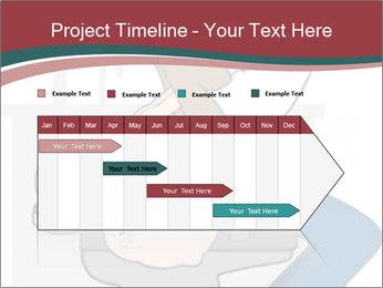 Dental Cartoon PowerPoint Template - Slide 25