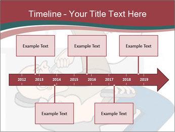 Dental Cartoon PowerPoint Template - Slide 28