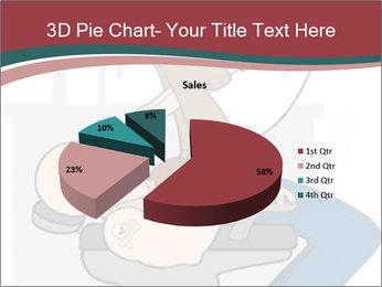 Dental Cartoon PowerPoint Template - Slide 35
