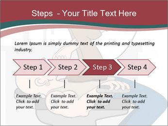 Dental Cartoon PowerPoint Template - Slide 4