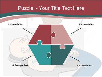 Dental Cartoon PowerPoint Template - Slide 40