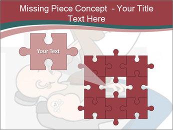 Dental Cartoon PowerPoint Template - Slide 45