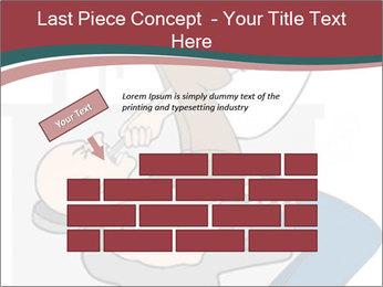Dental Cartoon PowerPoint Template - Slide 46