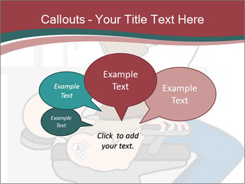 Dental Cartoon PowerPoint Template - Slide 73