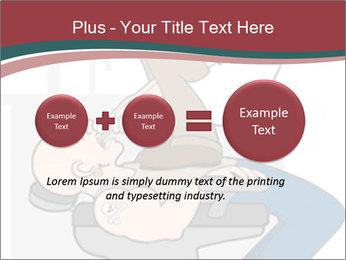 Dental Cartoon PowerPoint Template - Slide 75