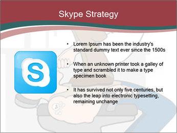 Dental Cartoon PowerPoint Template - Slide 8