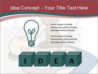Dental Cartoon PowerPoint Template - Slide 80