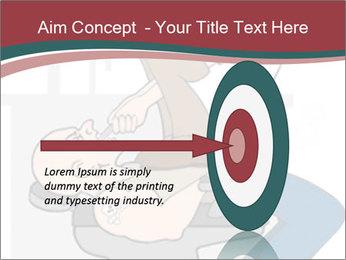 Dental Cartoon PowerPoint Template - Slide 83