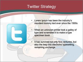 Dental Cartoon PowerPoint Template - Slide 9