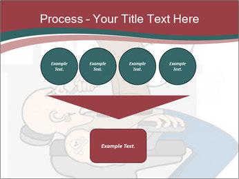 Dental Cartoon PowerPoint Template - Slide 93