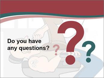 Dental Cartoon PowerPoint Template - Slide 96