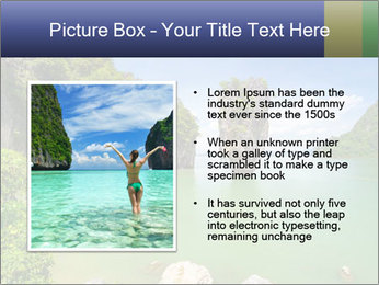 Exotic Thailand PowerPoint Template - Slide 13