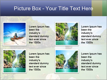 Exotic Thailand PowerPoint Template - Slide 14