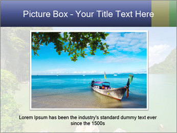 Exotic Thailand PowerPoint Template - Slide 16