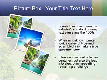 Exotic Thailand PowerPoint Template - Slide 17