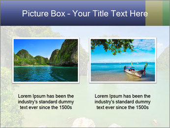 Exotic Thailand PowerPoint Template - Slide 18
