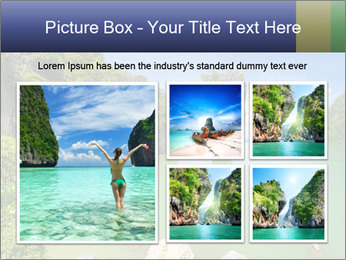Exotic Thailand PowerPoint Template - Slide 19