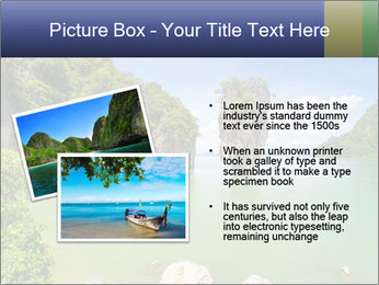 Exotic Thailand PowerPoint Template - Slide 20