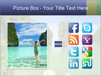Exotic Thailand PowerPoint Template - Slide 21