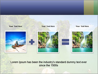 Exotic Thailand PowerPoint Template - Slide 22