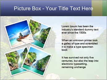 Exotic Thailand PowerPoint Template - Slide 23