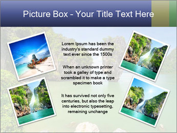 Exotic Thailand PowerPoint Template - Slide 24