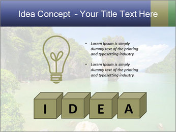 Exotic Thailand PowerPoint Template - Slide 80