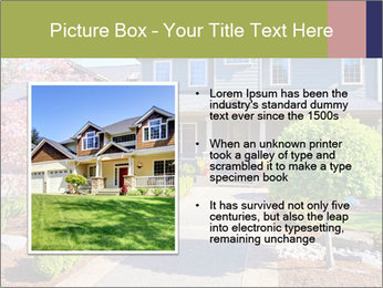 Lovely Cottage PowerPoint Templates - Slide 13