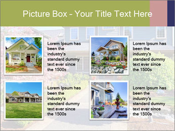 Lovely Cottage PowerPoint Templates - Slide 14
