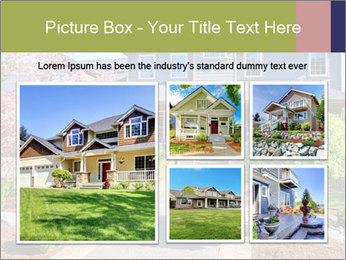 Lovely Cottage PowerPoint Templates - Slide 19