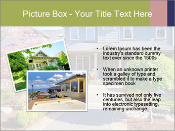 Lovely Cottage PowerPoint Templates - Slide 20